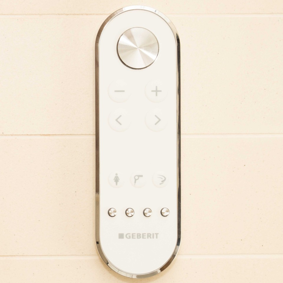 Geberit AquaClean Mera Care Remote Control